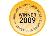 Clare Valley Tourism Awards 2009 – Winner